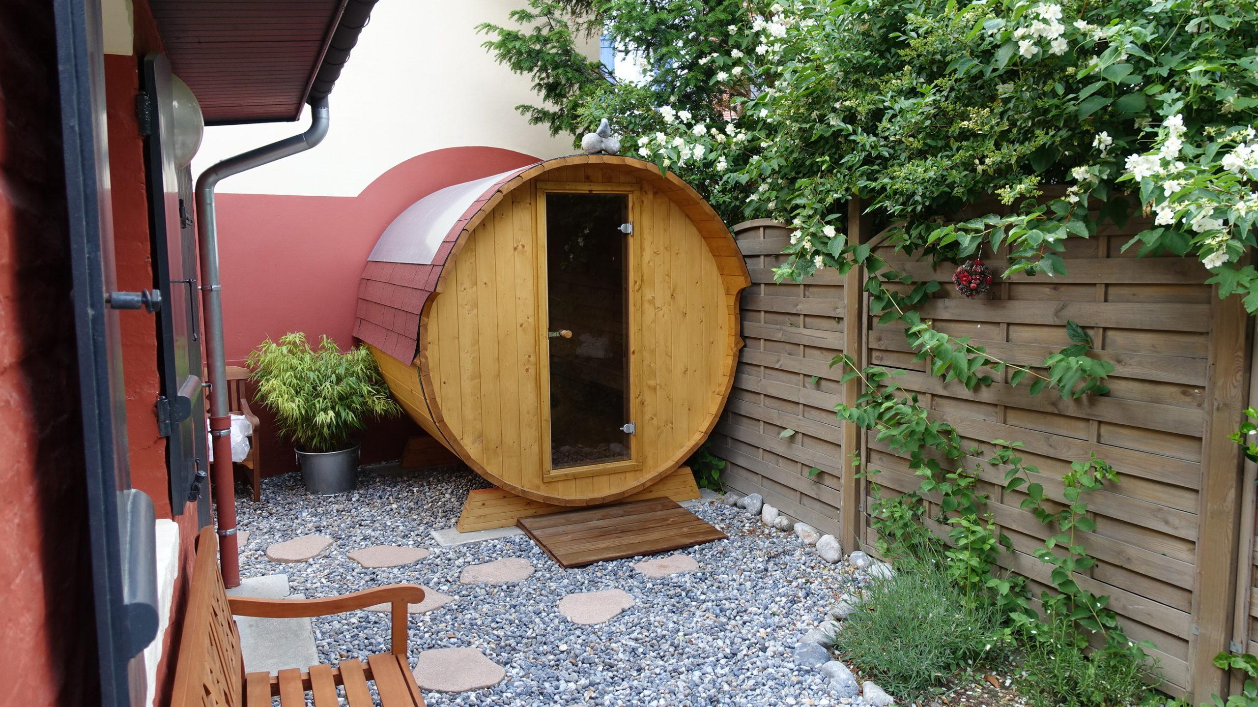 My Cottage Sauna extérieur